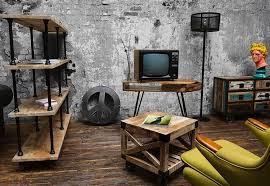 мебель лофт фото