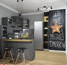 кухонная мебель лофт